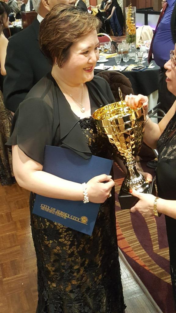 In a March gala event Dr. Marra Alcantara was recognized as a Woman Achiever of 2018 in Dental Profession for International Women's History Month by the Pan American Concerned Citizens Action League, receiving a citation for achievement by the City of Jersey City Municipal Council. Congratulations Dr. Alcantara from your family, ProDentalFx staff and supporters!!