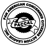 Seal of the Pan American Concerned Citgizens Action League